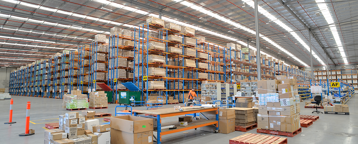 Warehouse & Distribution Centre